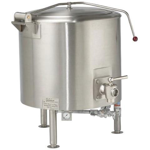 SL & ST Series Direct Steam Fully Jacketed Kettle