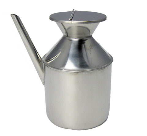 Stainless Steel Oil/Sauce Container
