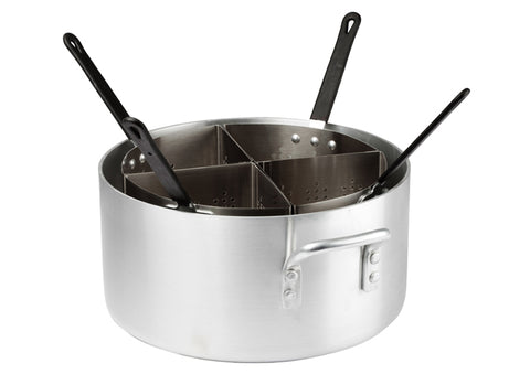 20 Quart Pasta Cooker Set