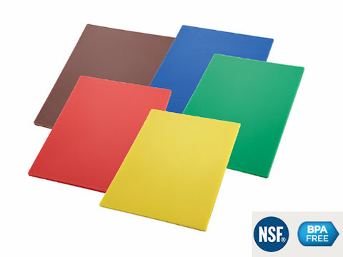 HAACP Color-Coded Cutting Board