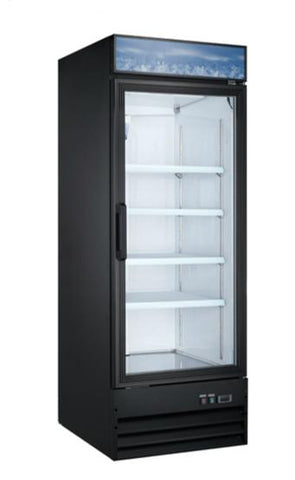 "28"" Upright Single Glass Door Freezer SML-GD28F"