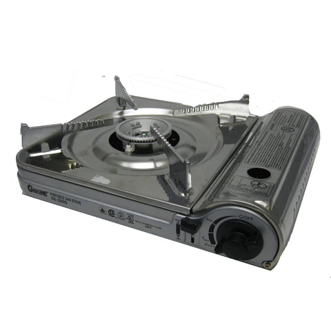 Stainless Steel Butane Gas Stove