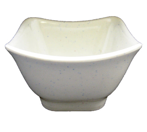 Square Rolled Edge Bowl