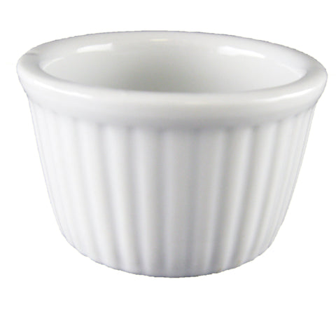 Stripped Sauce Cup