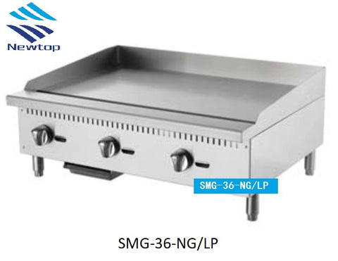 "36"" Griddle SMG-36-NG/LP"