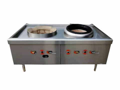 Gas Environmental Wok Range SML-1100