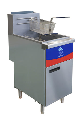 Gas Fryer SML-DF4-LP/NG