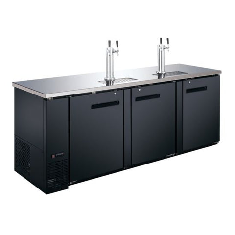 72″ Direct Draw Beer Dispenser SML-DDB-24-72