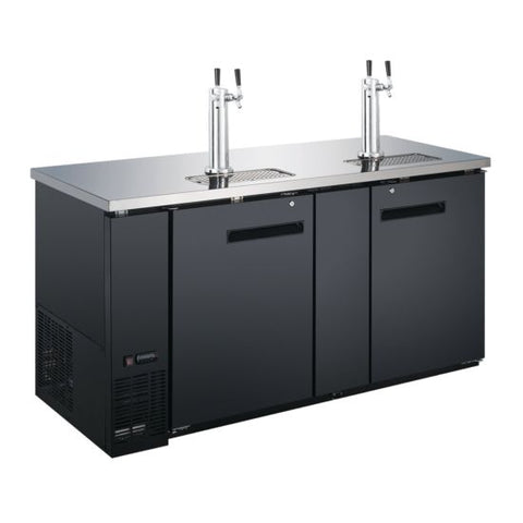 60″ Direct Draw Beer Dispenser SML-DDB-24-60