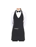 V-Neck Server's Bib Apron VN234