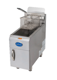 Globe Gas Countertop Fryer GF15G