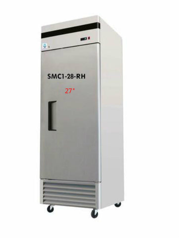 "27"" Reach-in Refrigerator SMC1-28-RH"