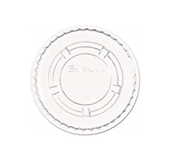 Small Plastic Portion Cup Lid SOLO-PL100N