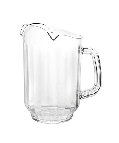 Polycarbonate Water Pitcher TG-PLWP064CL