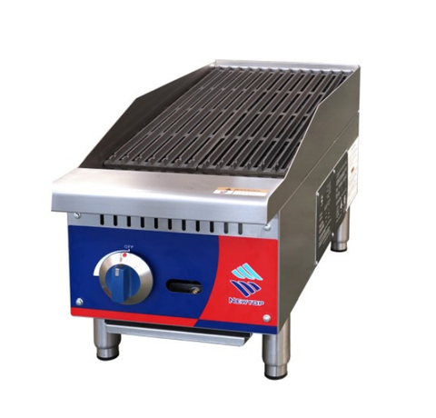 Gas Charbroiler SML-CB12-M