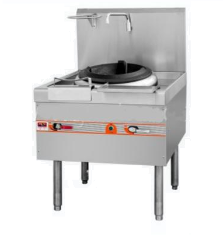 Environmental Cooking Range - Chop Suey Style