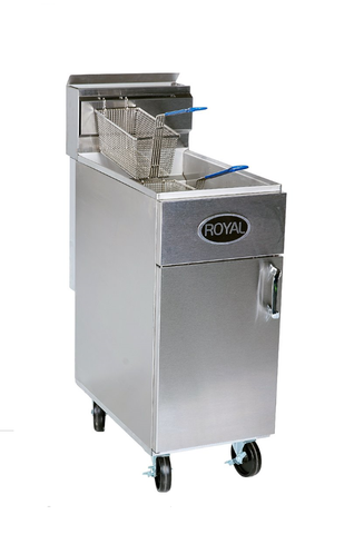 Royal Deep Fryer RFT-50