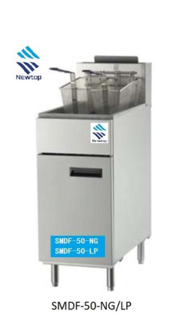Fryers - SMDF-50-NG/LP
