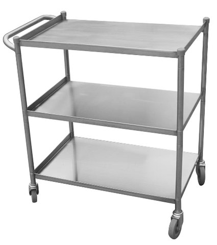 Stainless Steel Utility Cart 1524-KD