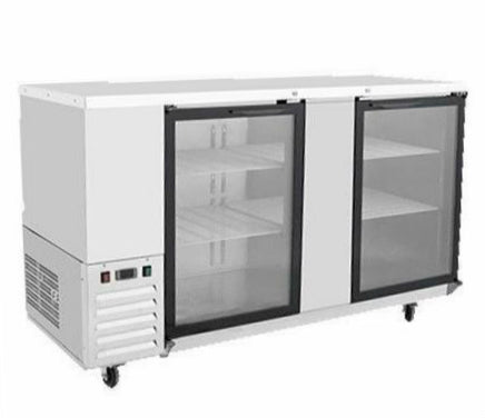 Back Bar Cooler w/Glass Door SMC2-BBC68G