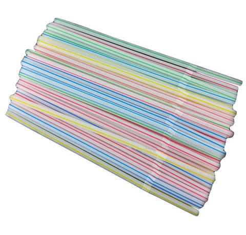 Plastic Colorful Bendy Straws STW-0160