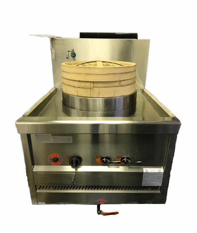 Single Environmental Steamer SM-S1-N