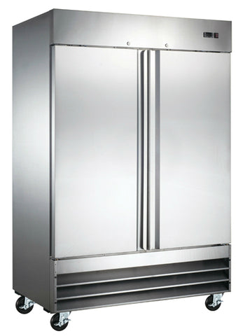 "54"" Double Door Reach-in Freezer SML-54F"