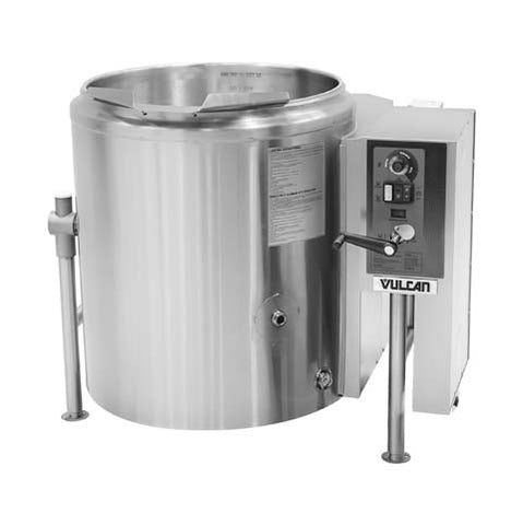 KGLT Series Gas Floor Mounted Jacketed Tilting Kettle