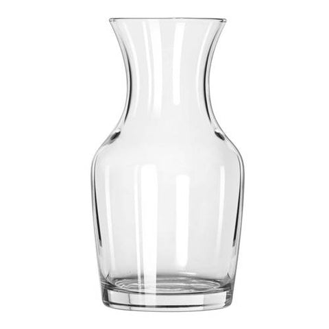 Libbey 718 4 1/8 oz. Glass Cocktail Decanter