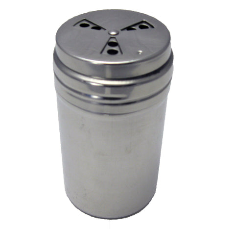 Stainless Steel Shaker w/ Twist Cover