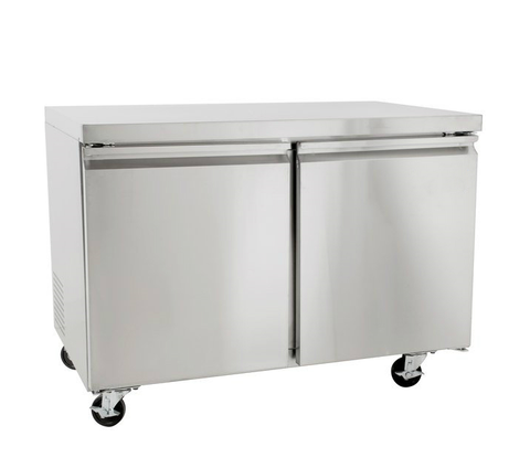 "48"" Two Door Undercounter Freezer SML-UC48F"