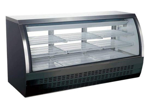 "79"" Refrigerated Deli Case SML-HD200"
