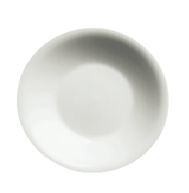 Sloped Serving Dish - Round