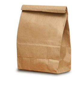 Heavy Kraft Paper Bag EP-BULGKH 525