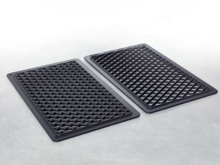 Diamond and Grill Grate