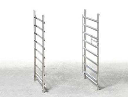 Hinging Racks for Grids 2/1 GN
