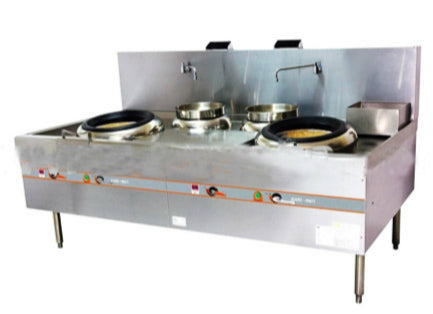 Environmental Cooking Range – Chiu Chow Style