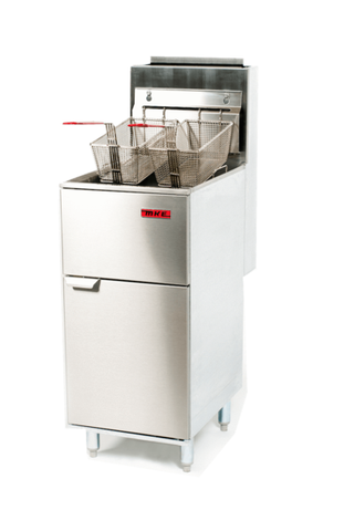 Gas Floor Fryer MKE-FG-115