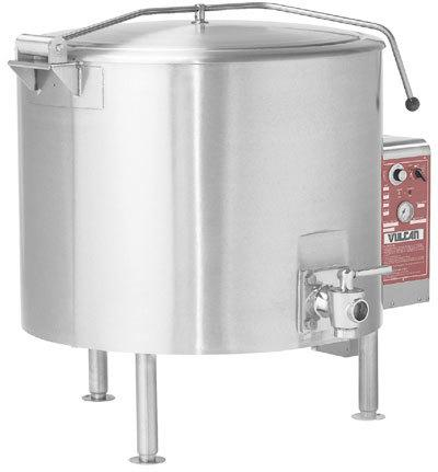 EL & ET Series Electric Fully Jacketed Kettle