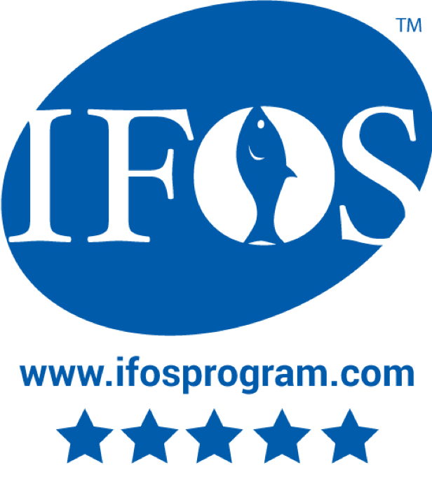IFOS logo + 5 star rating