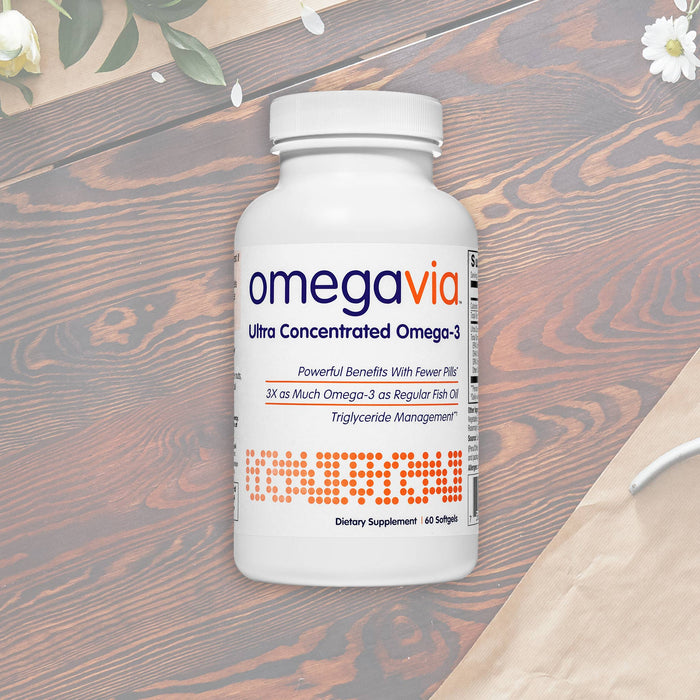 OmegaVia Fish Oil