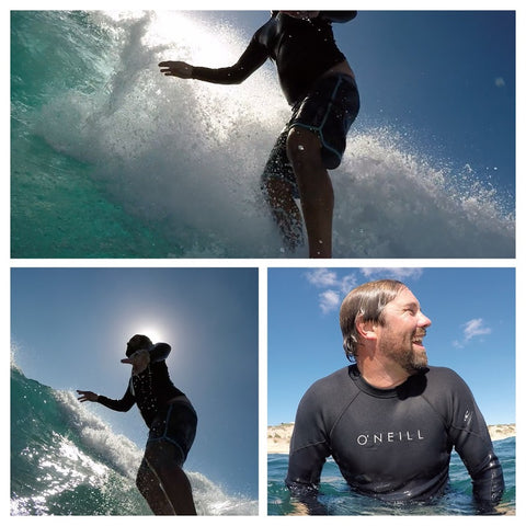 surfing t shirts