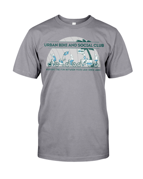 Urban Bike and Social Club Original Club T-shirt!