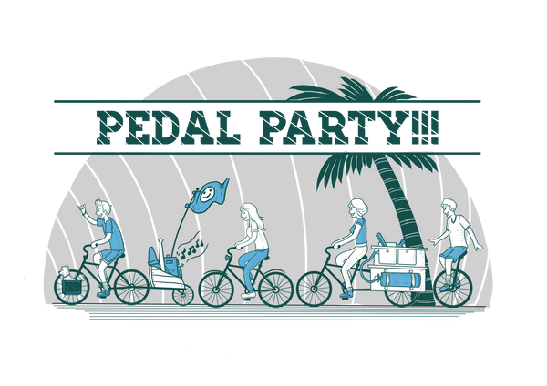Pedal Party!