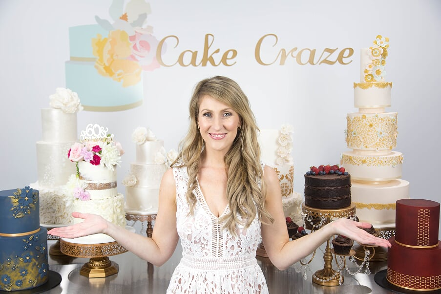 Michelle Smith - Cake Craze -Austrilia