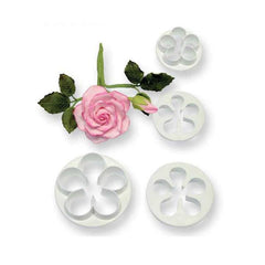 Five Petal Cutter Set of 4   - 510