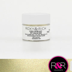 Soft Gold - Luster Dust - 2.5g - R&R