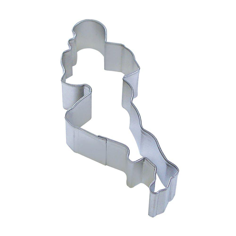 Football Player Cookie Cutter - 4.5 in