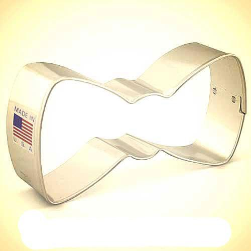 Bow Tie - Cookie Cutter 4 in