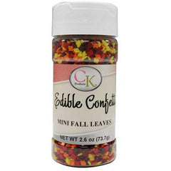 Sprinkle Mini Fall Leaves